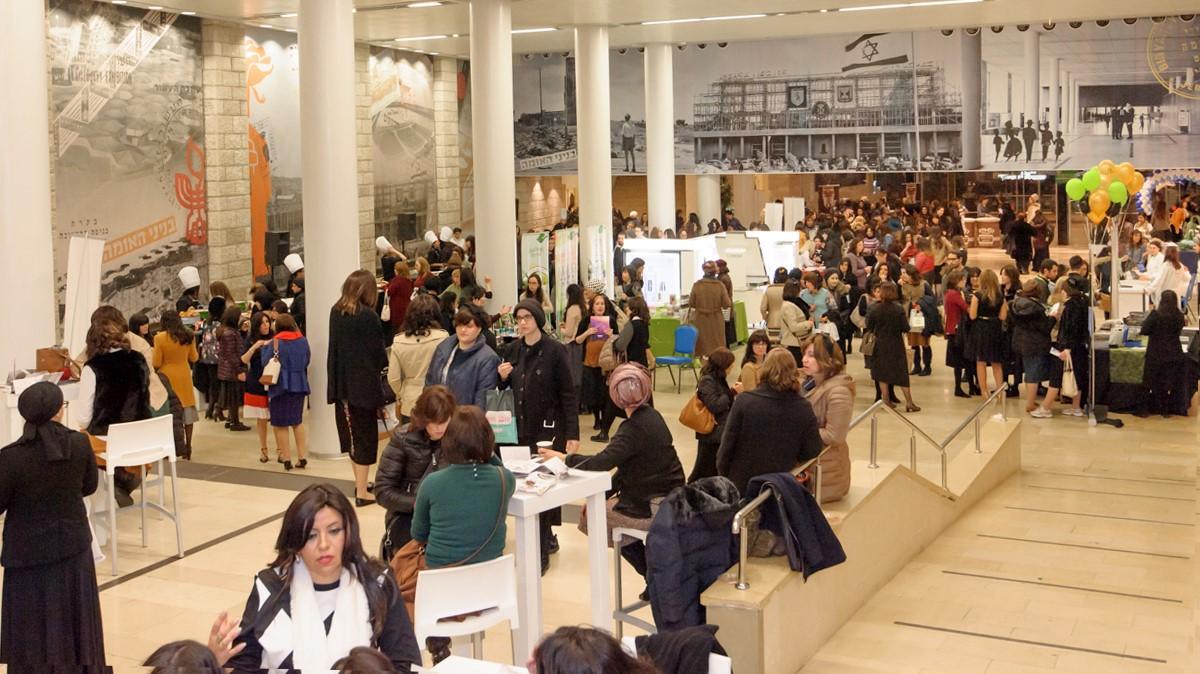 מאות נשות עסקים חרדיות התכנסו באירוע היוקרתי של עיתון 'משפחה' 5