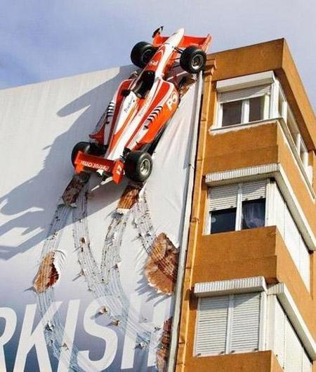 רואים עולם: 5 גימיקים פרסומיים שנעשו בעולם כדי למכור מכוניות 2