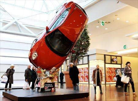 רואים עולם: 5 גימיקים פרסומיים שנעשו בעולם כדי למכור מכוניות 4
