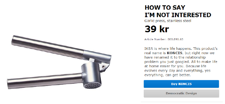 ככה עושים את זה נכון: קמפיין דיגיטל מבריק של איקאה 1