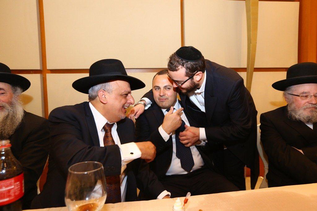גלריה: קבלו 20 תמונות ברנז'איות במיוחד בשולי החתונה של אבי (בן יגאל) רווח 4