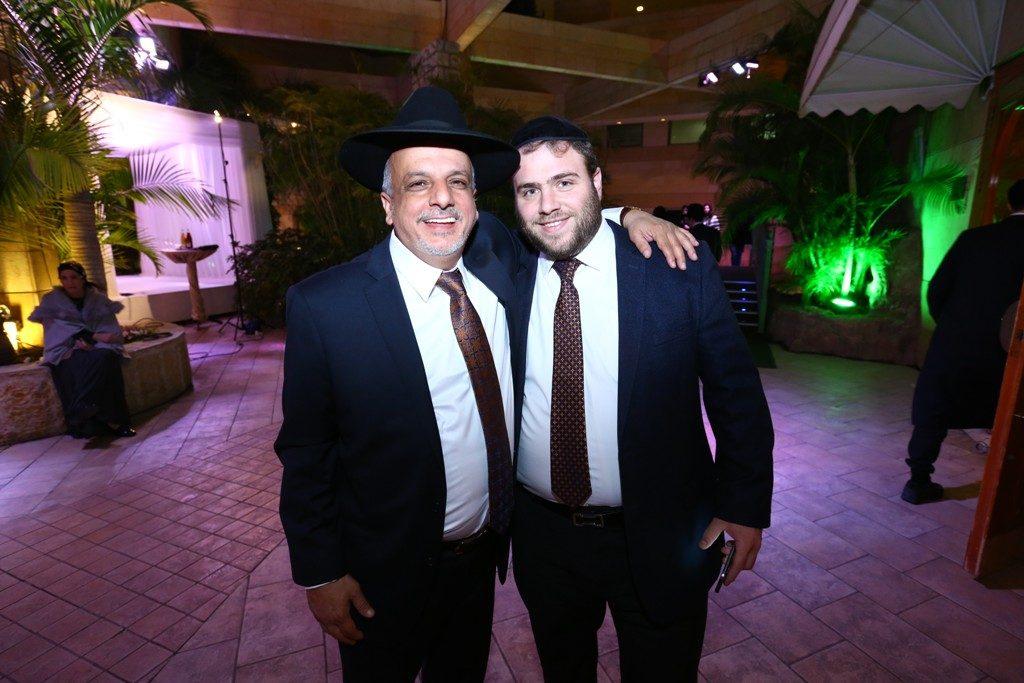 גלריה: קבלו 20 תמונות ברנז'איות במיוחד בשולי החתונה של אבי (בן יגאל) רווח 19