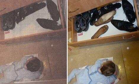 המבקר של 'המודיע' בפעולה: ילדים עם בלורית? נעלי נשים? לא אצלנו 1