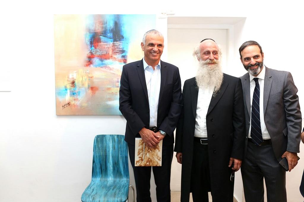 הכירו את המיזם 'אמנות ואמונה', המרכז לאוֹמנויות ברוח יהודית 2