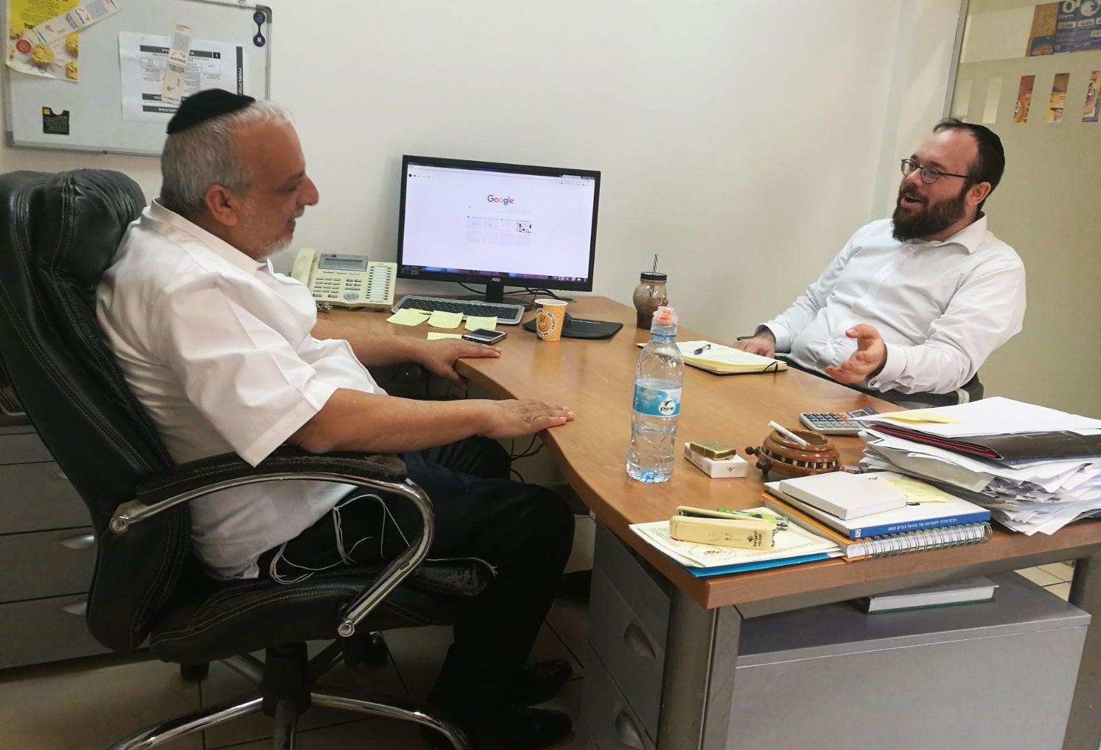 האסטרטג • ראיון עם יגאל רווח 3