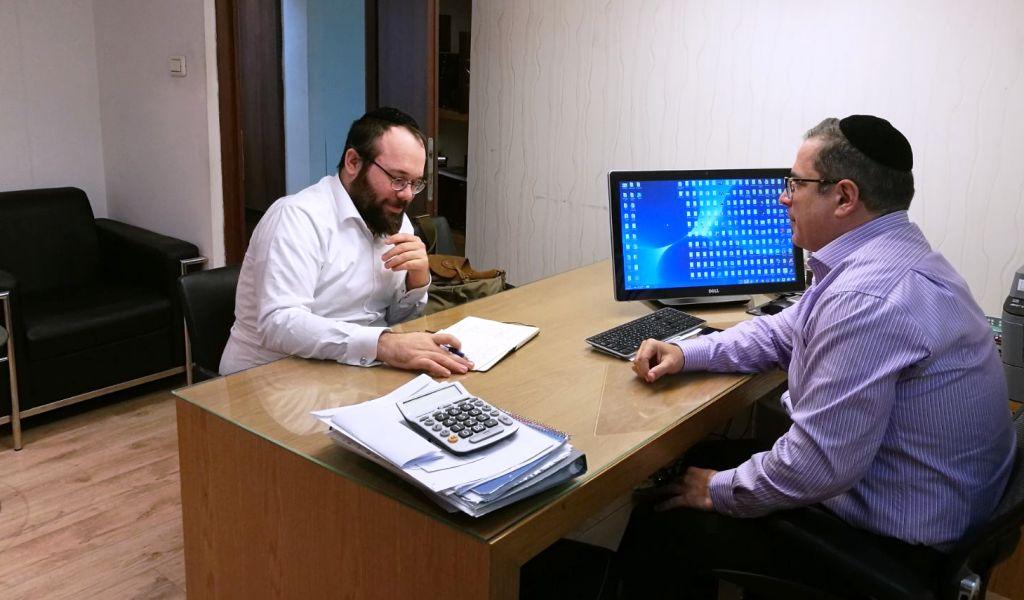 פותר המשברים • ראיון עם שעיה איצקוביץ 3