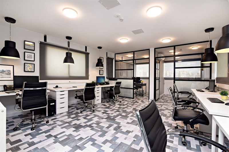 מדהים: כך נראה המשרד המשופץ של גיל גרופ 3