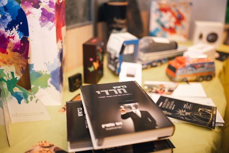 כבוד לפרינט: גלריה מתערוכת הפרינט של CMYK בשיתוף 'הבצפר' 4