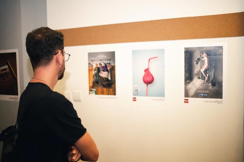 כבוד לפרינט: גלריה מתערוכת הפרינט של CMYK בשיתוף 'הבצפר' 6