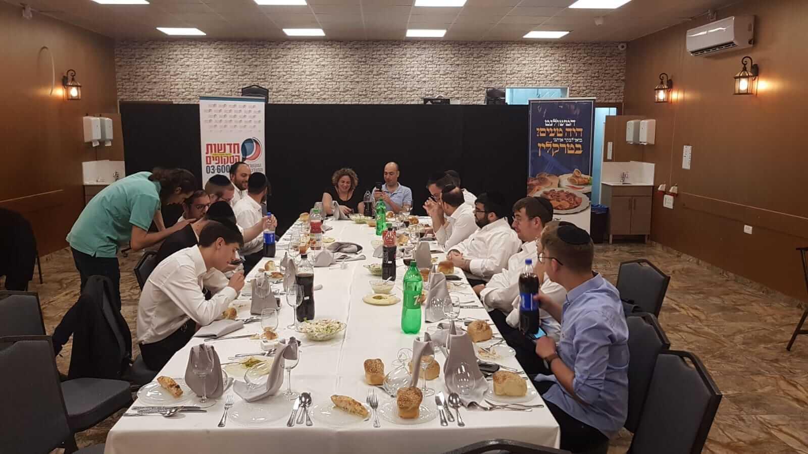 סיקור וגלריה: זה מה שקרה במפגש העיתונאים של 'הסקופים' 5